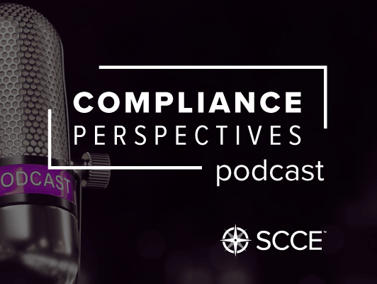 Compliance Perspectives Podcast header