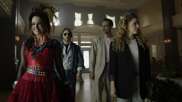 80s 12 Monkeys Season 4 SYFY