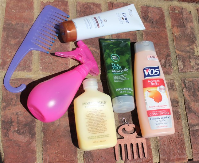 A Curly Girl's Guide to Conditioners: My 5 Favorites