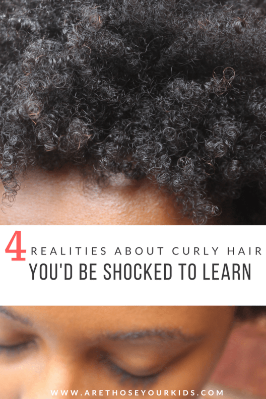 People make assumptions about things they don't understand. Being a curly haired person means that people don't understand your hair.