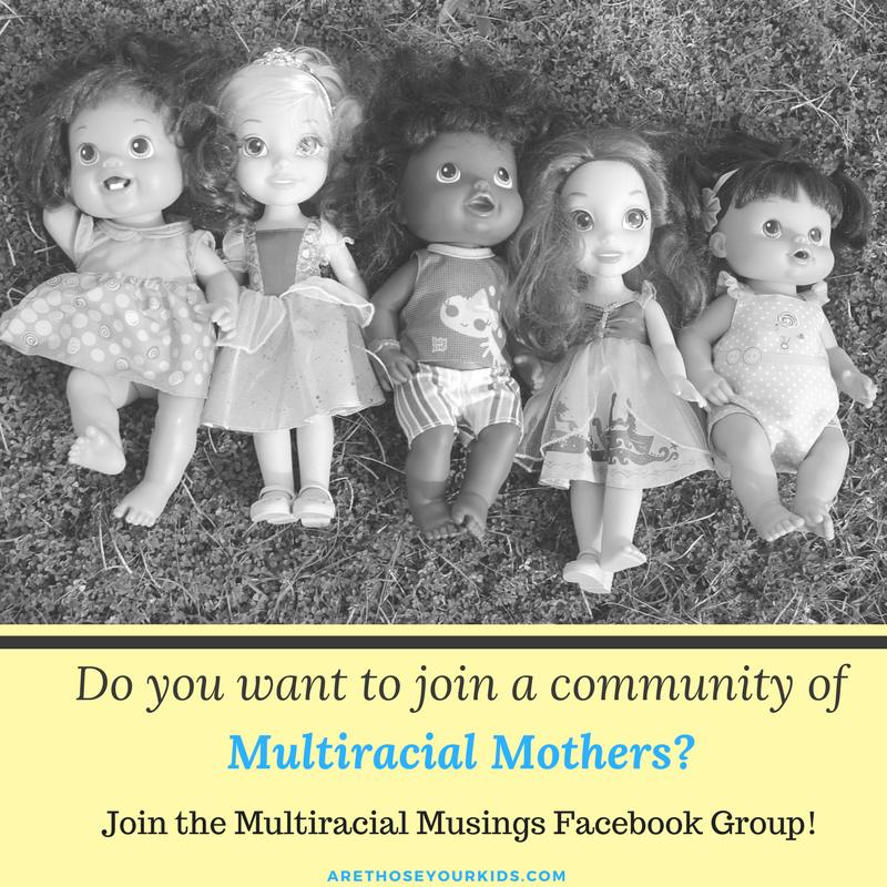 Multiracial Musings FB Group