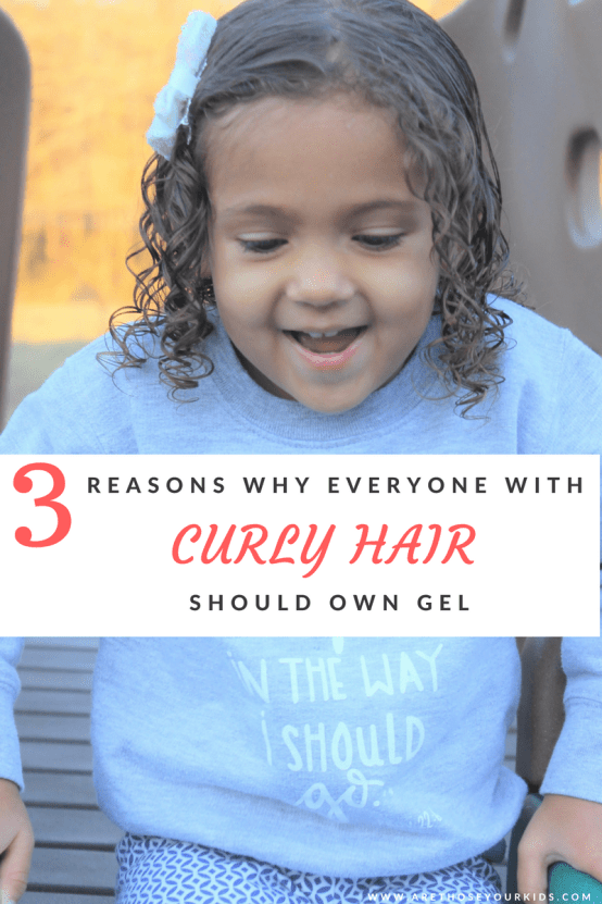 For years, gel has gotten a bad rap. Using the right gel on curly hair adds shine, hold, moisture, definition and has anti-frizz power.