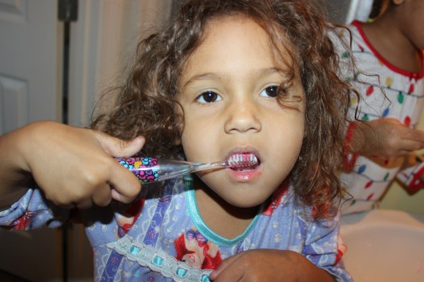 Unfortunately, many children in the United States do not practice proper dental hygiene. Teaching your young children about the importance brushing their teeth will make your life easier.