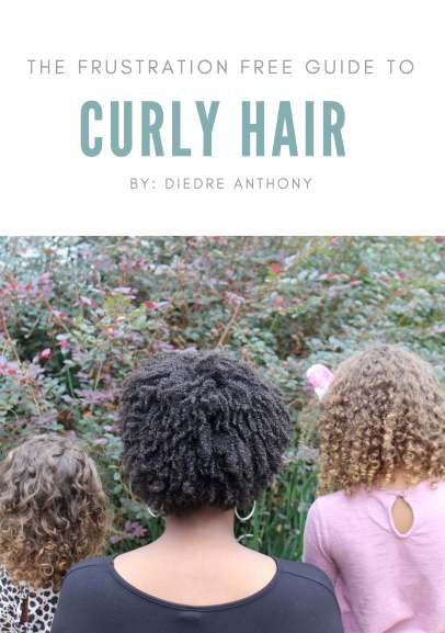 Learning how to deal with your curly locks can be frustrating. Having the proper tools & education about your curl type makes all the difference. Use this guide to give you the tools you need for beautiful curly hair!
