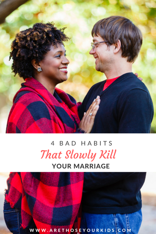 With divorce rates at an all time high, it's easy to get discouraged when things aren't going right in your marriage. Examining & eliminating toxic behavior is the key to getting your marriage back on track.