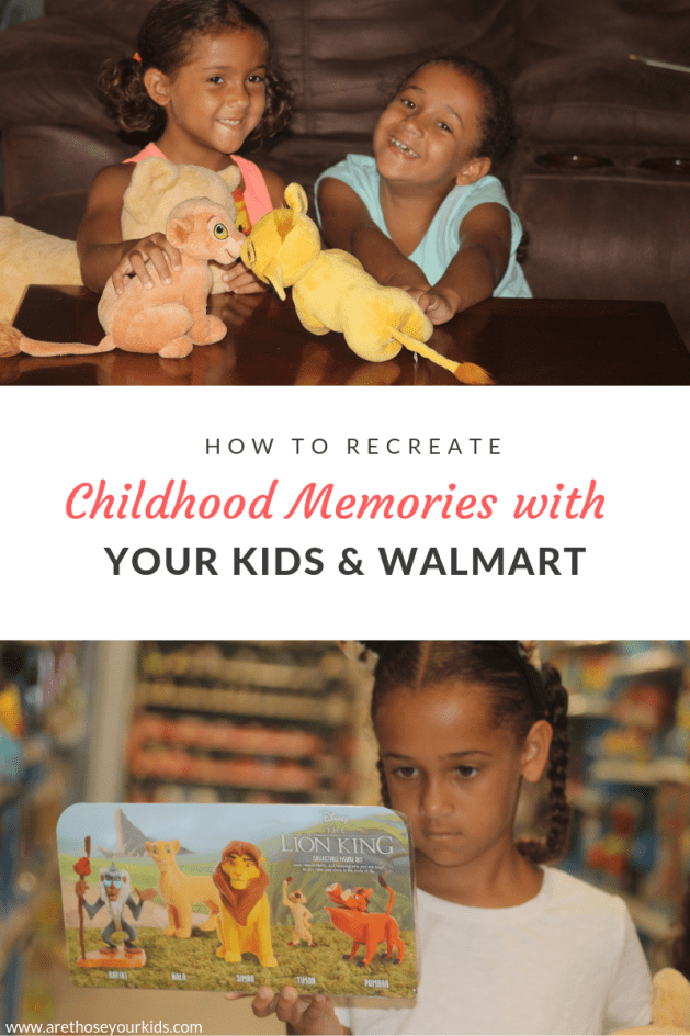 #ad One of the best parts about being a parent is the opportunity to recreate childhood memories with your children. Watching old movie remakes make it easy!