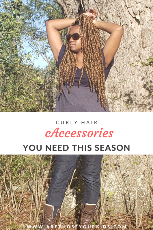Curly Hair Accessories You Need This Season