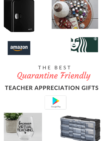 Now more than ever, we need to use Teacher Appreciation Week to show just a small token of how much we need our teachers!