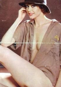 Sylvia Kristel Poster