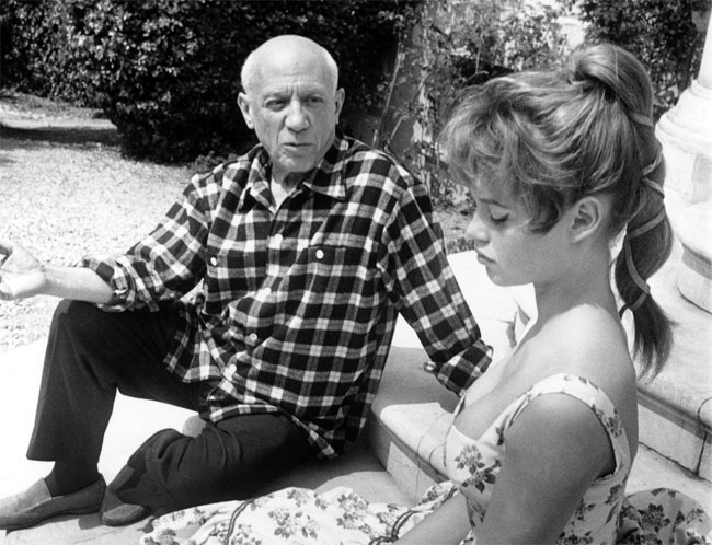 Picasso as a proxy for creativity