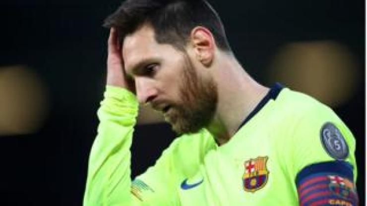 Bacelona ta leko ta koma a Champions League | BBC Hausa