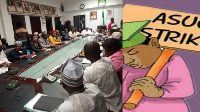 ASUU strike: Students ask FG, ASUU to find common ground