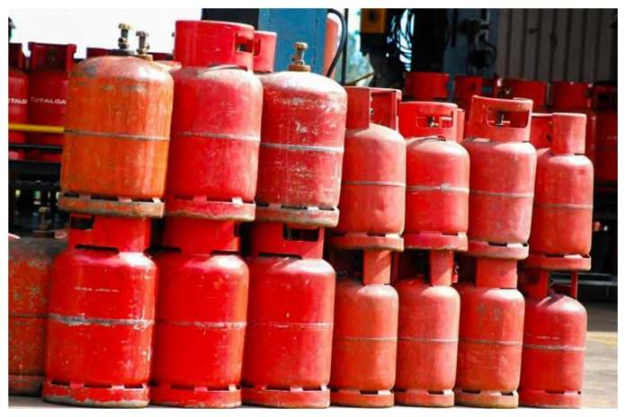 Cooking gas may rise to N10, 000 in December