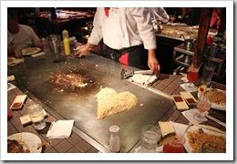 Love at Kobe Steakhouse