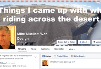 Facebook 101: How to properly change your cover image