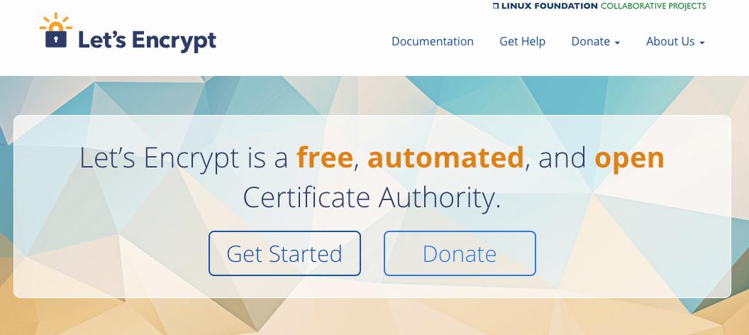 Let's Encrypt - FREE SSL Certs!