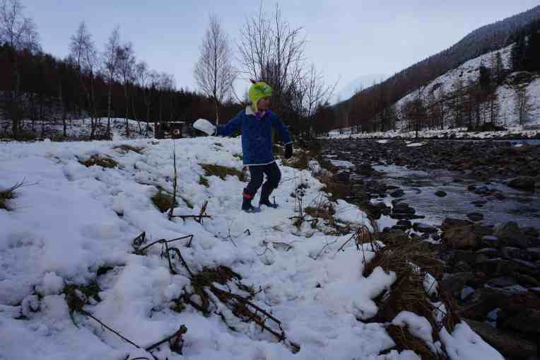 A Visit to Glen Doll in search of Snow