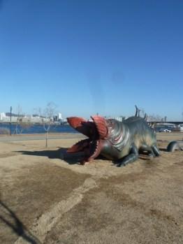 Still more Han River monster