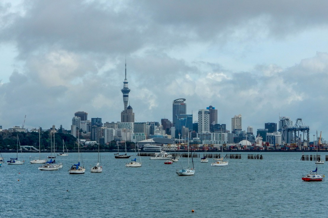Auckland Visit