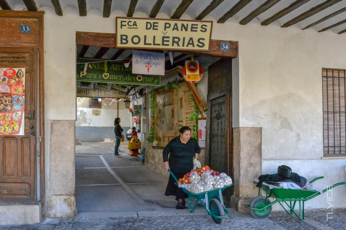Chinchón – So Close to Madrid