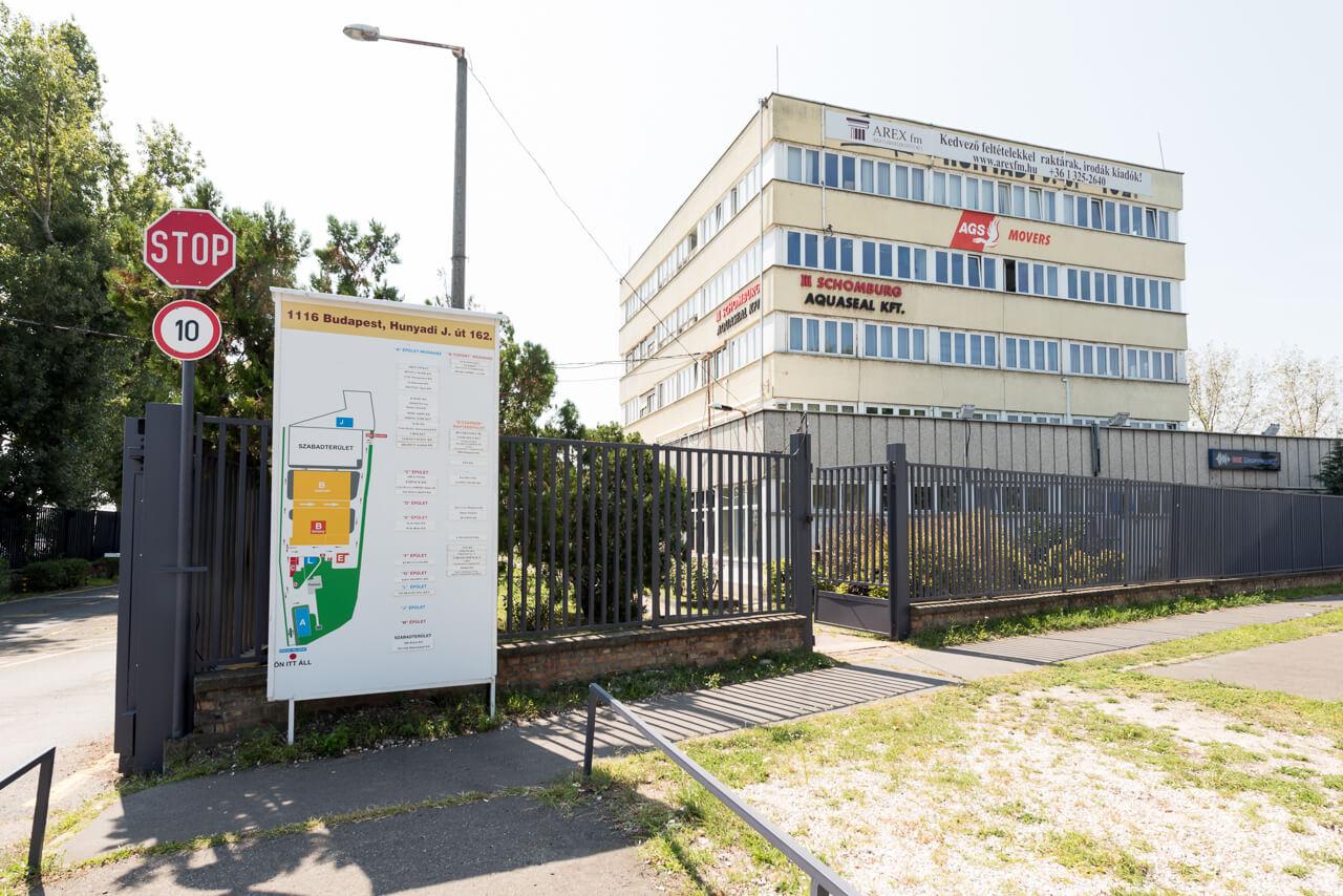 1116 Budapest, Budapest, Hunyadi J. út 162. kiadó kantin