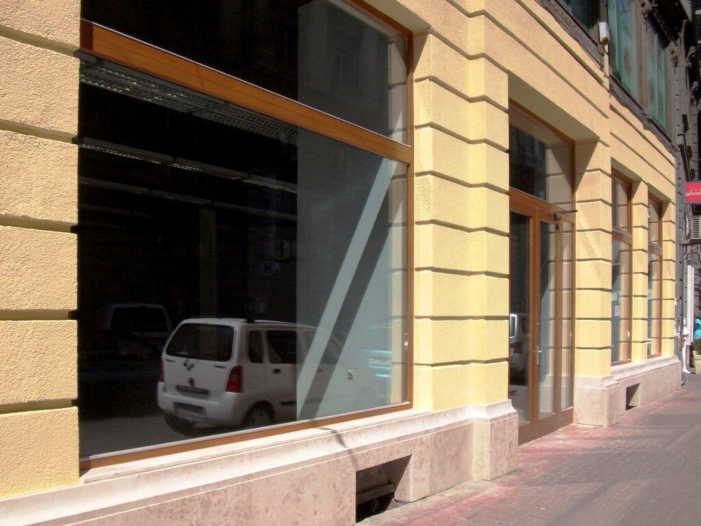 H-1074 Budapest, Dohány utca 16-18. retail space to let