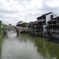 Día 29 - Shanghai: Qibao, Longhua Pagoda, Hengshan Road, Pudong