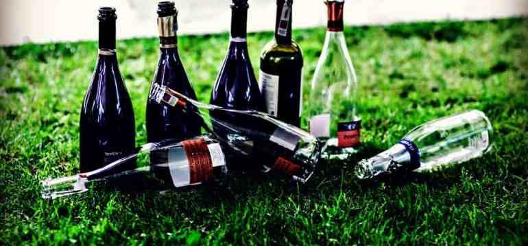heavy alcohol use in awakening individuals