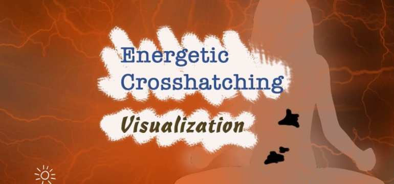 energetic crosshatching video