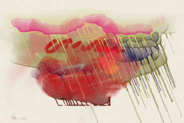 watercolor by Kimberly Darwin
