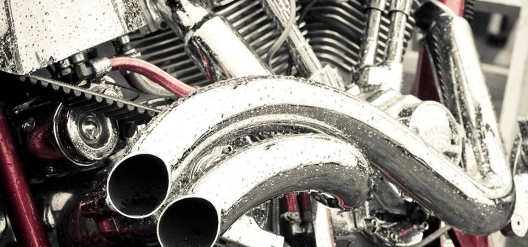 motorcycle v-twin engine