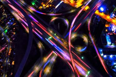 Los Angeles highway