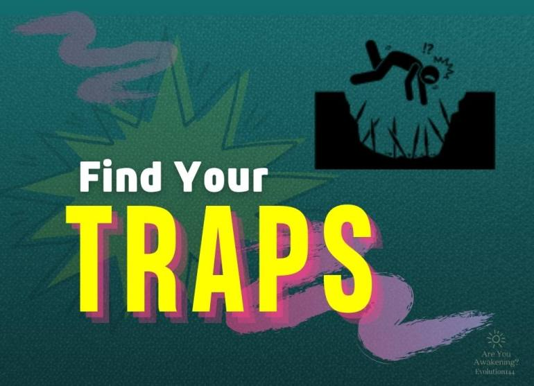 Find Your Traps banner