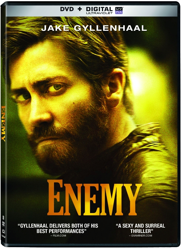 Jake Gyllenhaal Thriller 'Enemy' Hitting On DVD June 24th ...