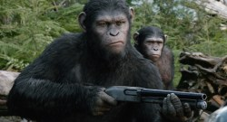 Dawn of the Planet of the Apes Review