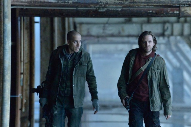 12 Monkeys Trailer - Kirk Acevedo