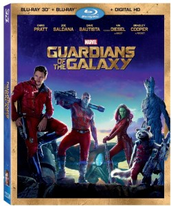 Guardians of the Galaxy Blu-Ray Combo Pack