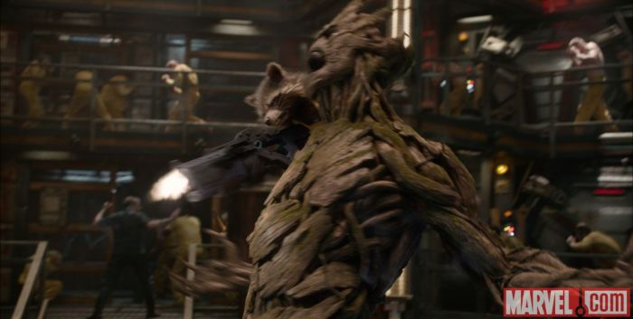 Guardians of the Galaxy Blu-Ray Review
