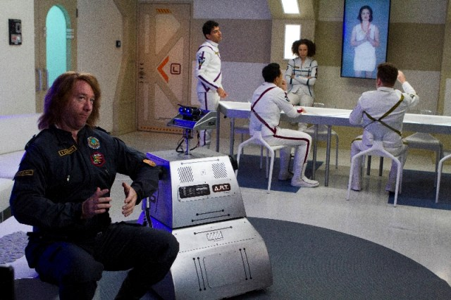 Other Space Review Yahoo TV