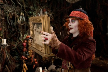 Alice Through the Looking Glass - Johnny Depp