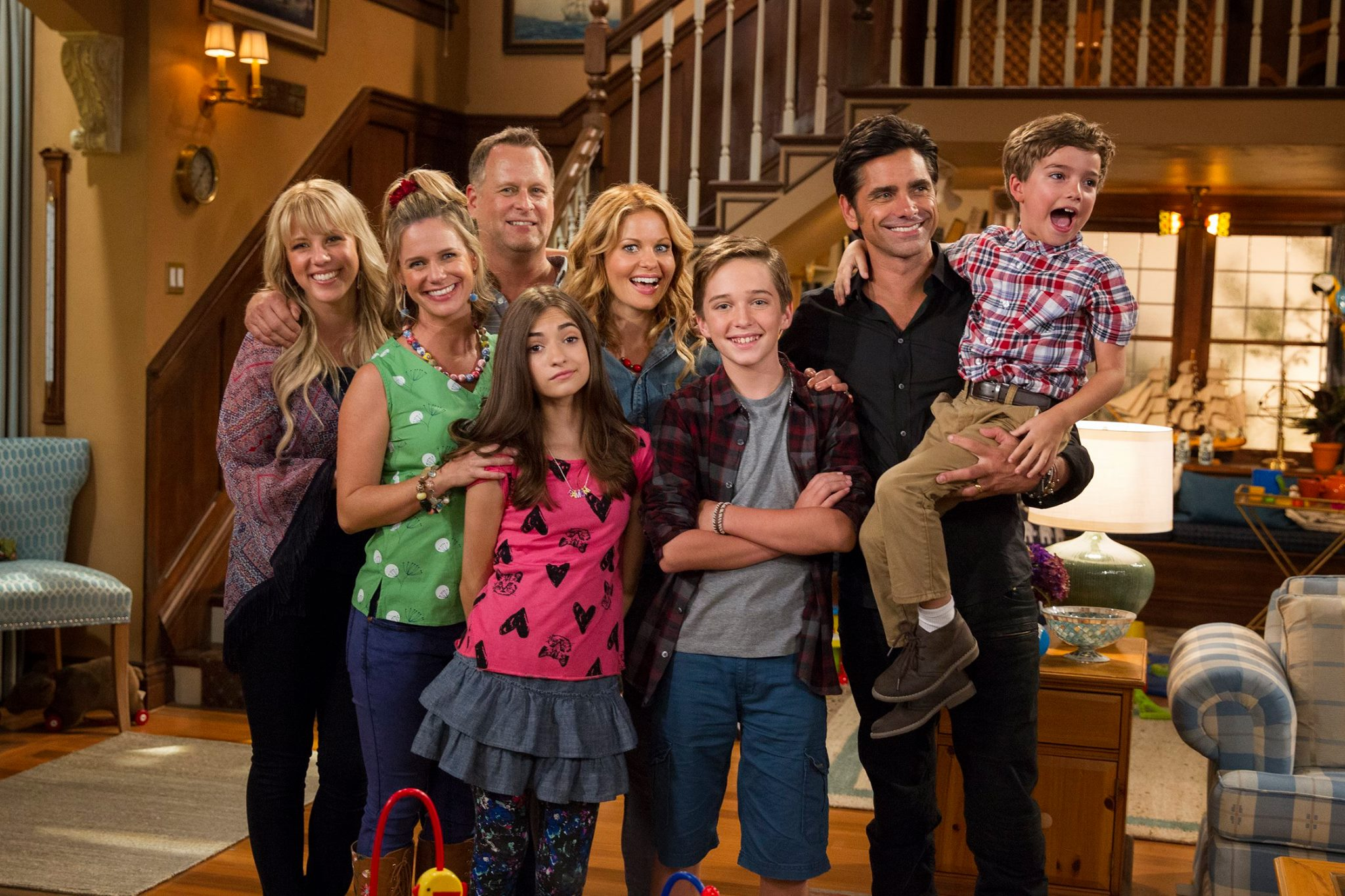 Fuller House Review Back To The Tanner Well Are You Screening