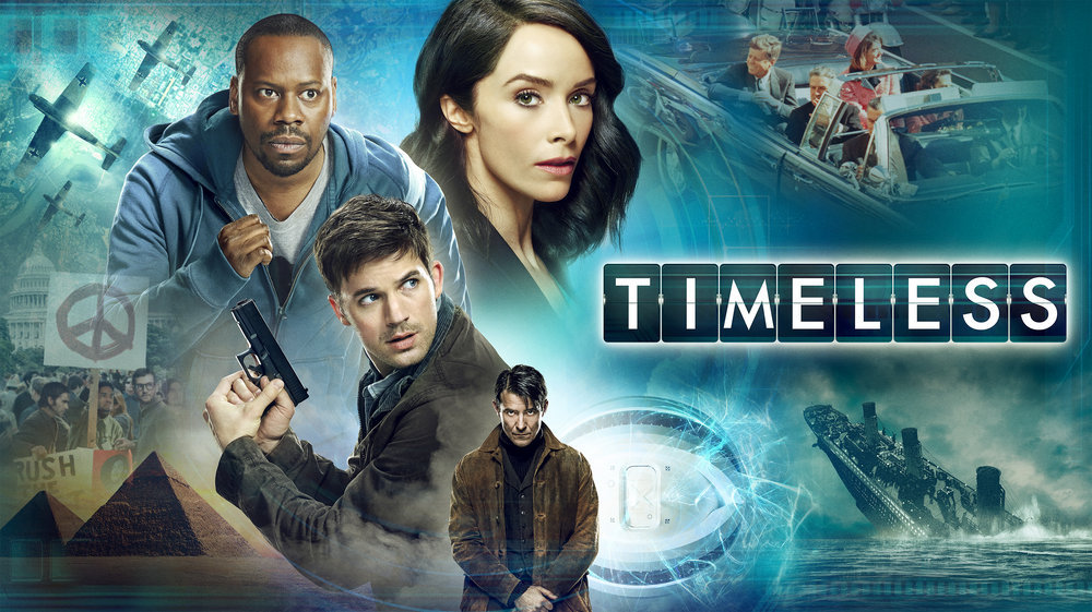 Timeless Review - TV - NBC May Have Stumbled Into A Sci-Fi Winner
