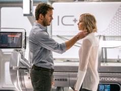 Passengers Movie - Jennifer Lawrence, Chris Pratt