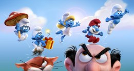 SMURFS THE LOST VILLAGE First Look - The alll-new, fully CG animated feature SMURFS: THE LOST VILLAGE by Columbia Pictures and Sony Pictures Animation, coming to theaters worldwide in March 2017.