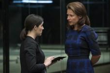 Westworld Review - HBO Shannon Woodward, Sidse Babett Knudsen.