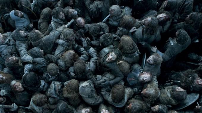 Game of Thrones Season Six Blu-Ray