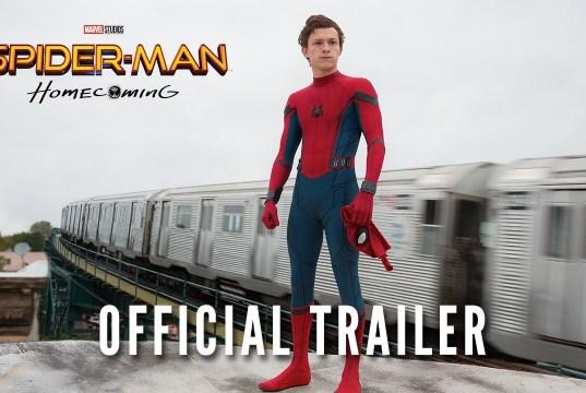 Spider-Man Homecoming Trailer Tom Holland