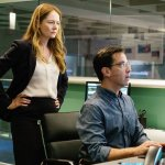 24: LEGACY: L-R: Miranda Otto and Dan Bucatinsky