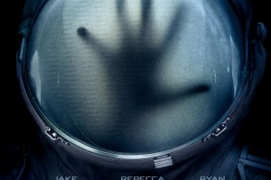Rory Adams (Ryan Reynolds) with David Jordan (Jake Gyllenhaal) in Columbia Pictures' LIFE.