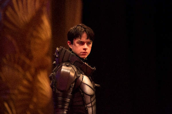 New trailer for sci-fi movie 'Valerian' released